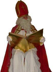 Der Nikolaus - (Weihnachten, Cola, Nikolaus)