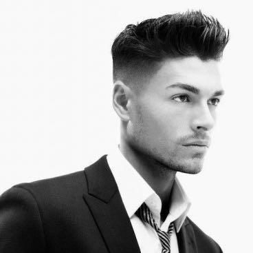 Moderner & Wilder - (Haare, Frisur, Style)