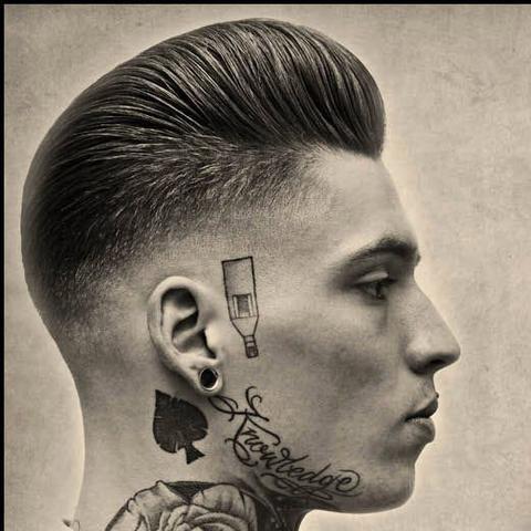 Klassischer & Ordentlicher - (Haare, Frisur, Style)
