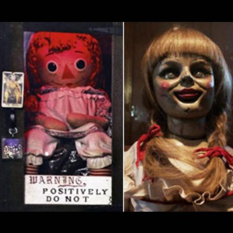 Annabelle Puppe