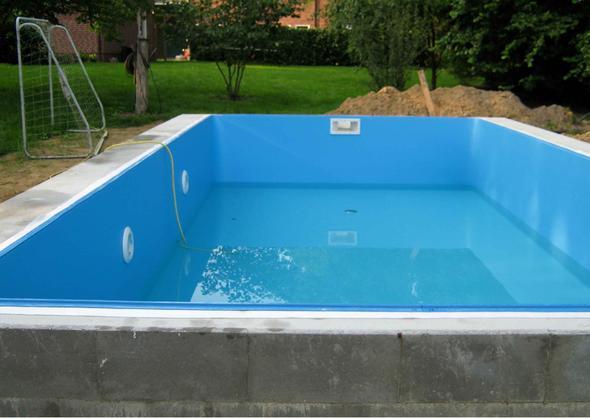 stunning glasfaser pool selber bauen images