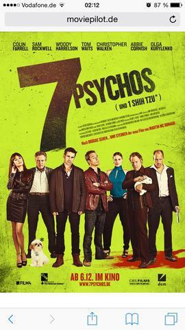 - (Film, Horror, Psycho)