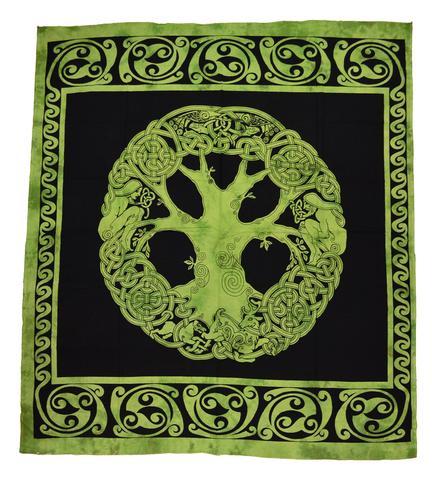 talisman-shop.de/tuch/tagesdecke-mandala-elefanten - (Bilder, Dekoration)
