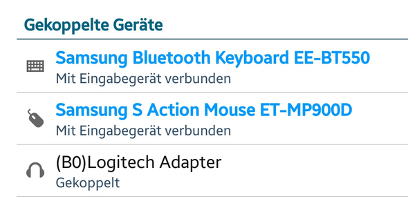 - (Samsung, Android, Tastatur)