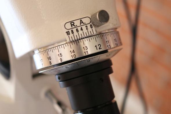 Teleskop mit parallaktischer montierung richtig ausrichten? astronomie