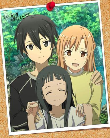 - (Anime, Charakter, Sword Art Online)