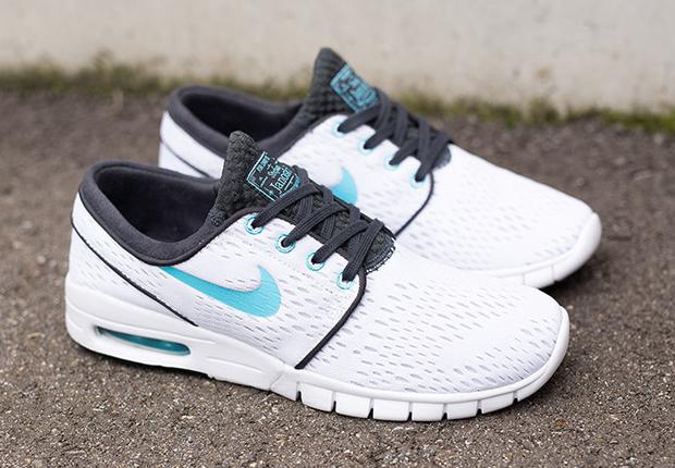 Nike Sb Janoski Damen Weiß