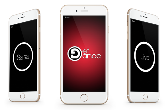 - (iPhone, Android, App)