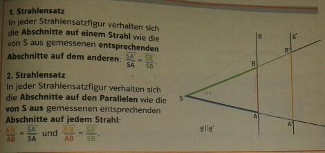 - (Mathe, Geometrie, strahlensaetze)
