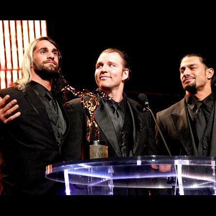 Seth, Dean & Roman als sie noch eine Gruppe waren (The Shield) - (WWE, rivalen)