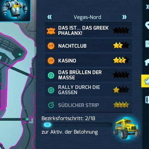Bild 2 - (iPhone, Gangstar Vegas)