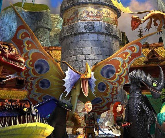Wann Kommt Das N 228 Chste Update Von School Of Dragons