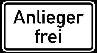 Zusatzzeichen 1020-30 - (LKW, parken, Verkehrsberuhigte Zone)