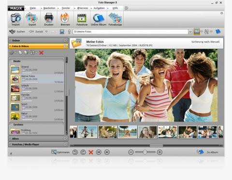 Bilduntertitel eingeben... - (Computer, PC, Magix)