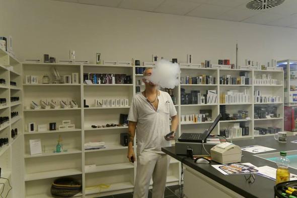Tja da bin ich zu sehen der kleine eGoIst der Jan - (Depression, E-Zigarette)