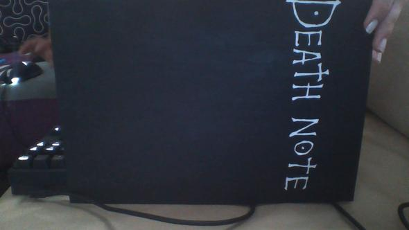 Death Note Buch Selber Machen Freizeit