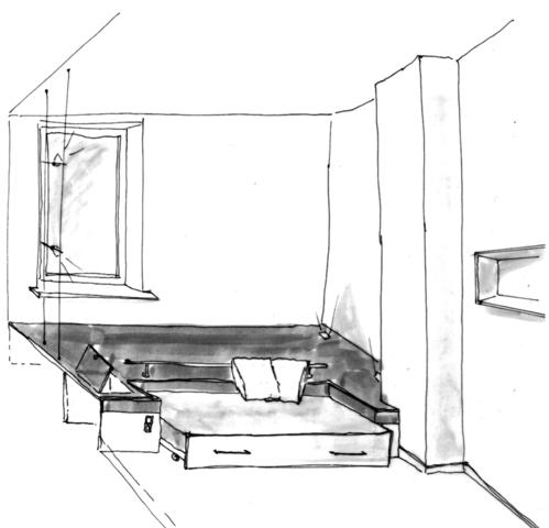 jugendzimmer schmal und gerademal 10 quadratmeter. Black Bedroom Furniture Sets. Home Design Ideas