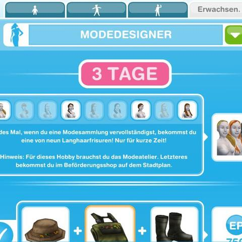 Ssims Free Play Langhaar Event Sims