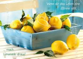 Zitronen - (Liebe, Leben, Sprüche)