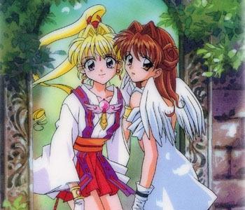 Jeanne die Kamikaze Dieben - (Anime, Cartoon)