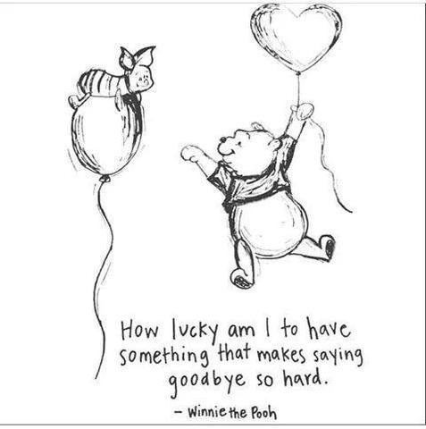 Wer kennt ein schönen Abschiedsspruch? (Sprüche)