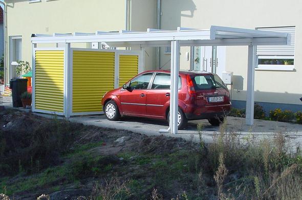 carport selber bauen oder kaufen auto. Black Bedroom Furniture Sets. Home Design Ideas