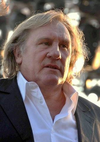 Gérard Depardieu - (Schauspieler, Asterix, Obelix)