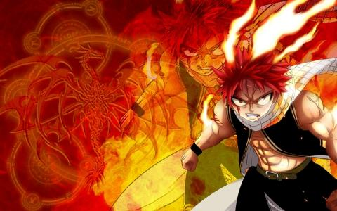 Fairy Tail - (Anime, Shonen)
