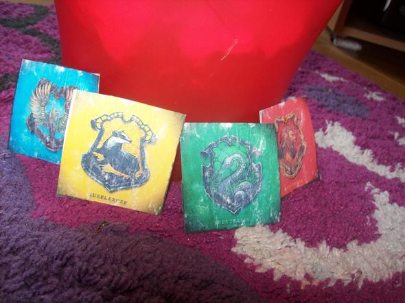 Habt Ihr Bastelideen Zum Thema Harry Potter Fan