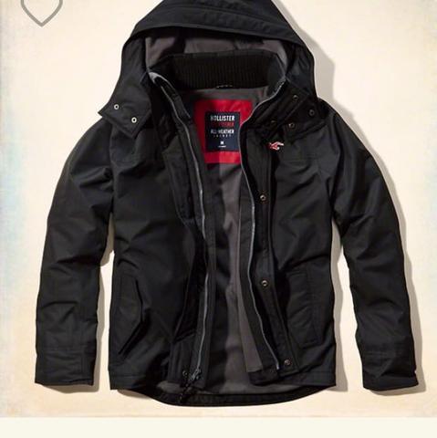 Hat jemand Erfahrung mit hollister Winter Jacken? (Mode