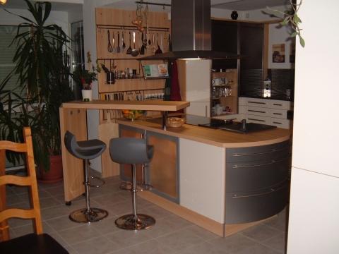 k che mit kochinsel m bel. Black Bedroom Furniture Sets. Home Design Ideas
