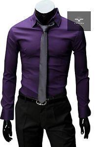 online store a31a9 09350 Als Mann ein lila Hemd tragen? (Mode, Männer, Kleidung)
