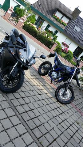 - (Yamaha, 125ccm, ABS)