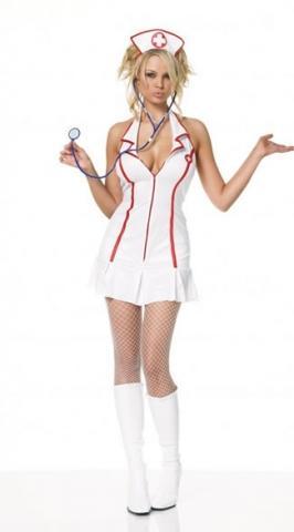 Arbeitskleidung - (Krankenhaus, Vorstellungsgespräch, Kinderkrankenschwester)