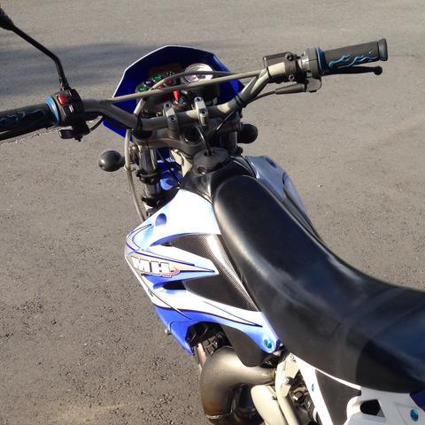 Moto... - (Moped, Enduro)