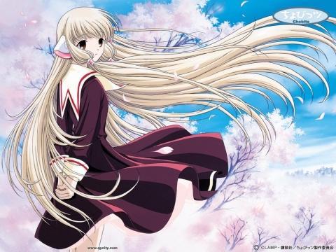 chobits - (Manga, Romantik, Animes)