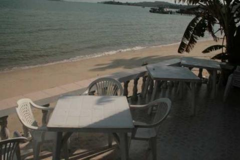 Restaurant am Strand - (Urlaub, Reise, Ratgeber)