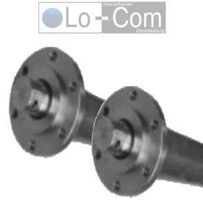 Holzspalterzylinder bei Lo-Com - (Holz, Splatter, Holzspalter)