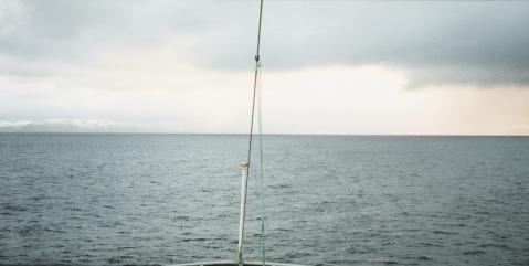 Einfach nur das Nordmeer. - (Traurigkeit, Deprimiert, fernweh)