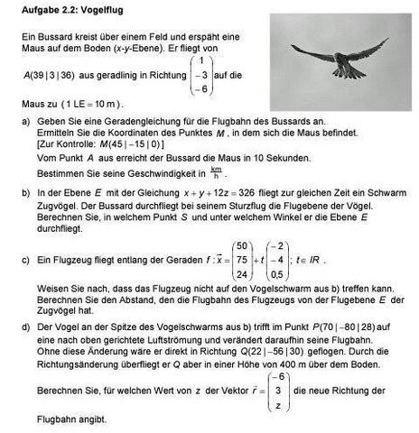 - (Mathe, Abitur)