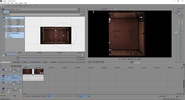 - (Videobearbeitung, Sony Vegas, Rendering)
