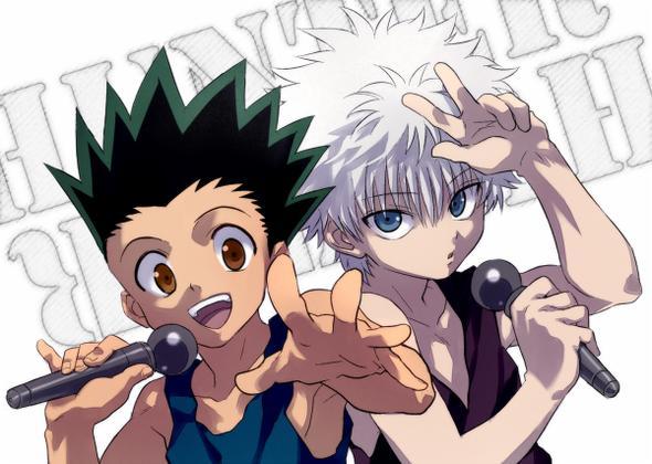 Hunter X Hunter - (Anime, protagonist)