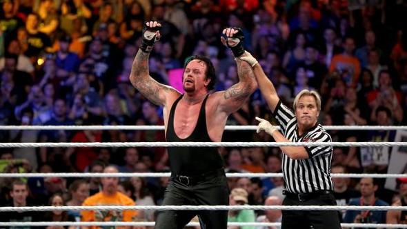 Legende bleibt Legende - (WWE, summerslam)