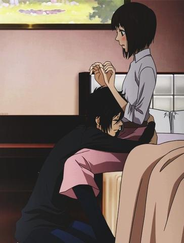 -sukitte ii na yo - (Anime, Romance Anime)