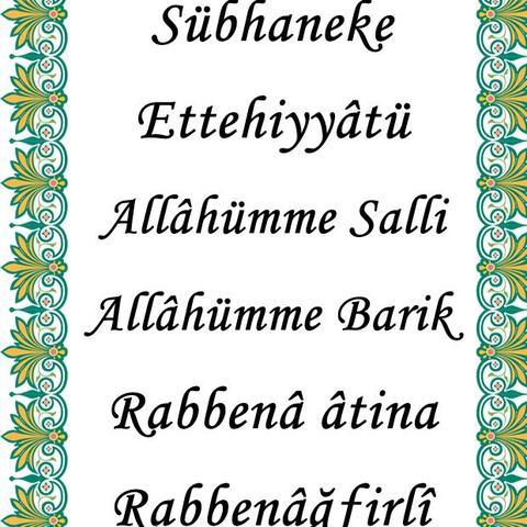 Dua's für das Gebet die du benötigst - (Religion, Islam)