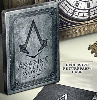 FuturPak mit CDRom - (Assassins Creed, Vorbestellen, Big Ben)