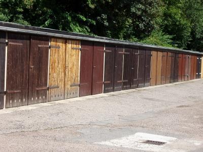Gemeinschaftsanlage - (bauen, Garage)