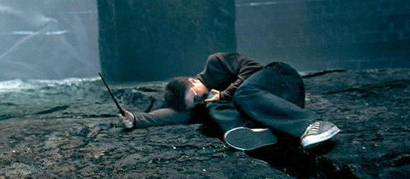 - (Harry Potter, CH)