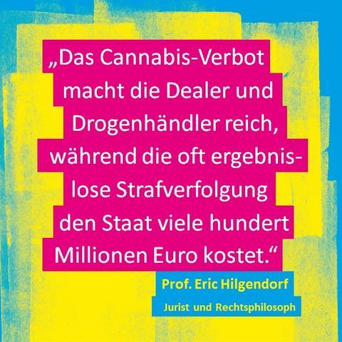 Richtig!  - (Drogen, Cannabis, Weed)
