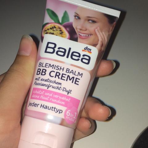 Die hier - (Make-Up, günstig, bb-creme)